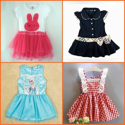 63a3392101c6 Latest Baby Frocks Designs APK download