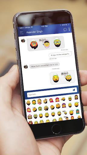 玩免費工具APP|下載Emoji Keyboard app不用錢|硬是要APP