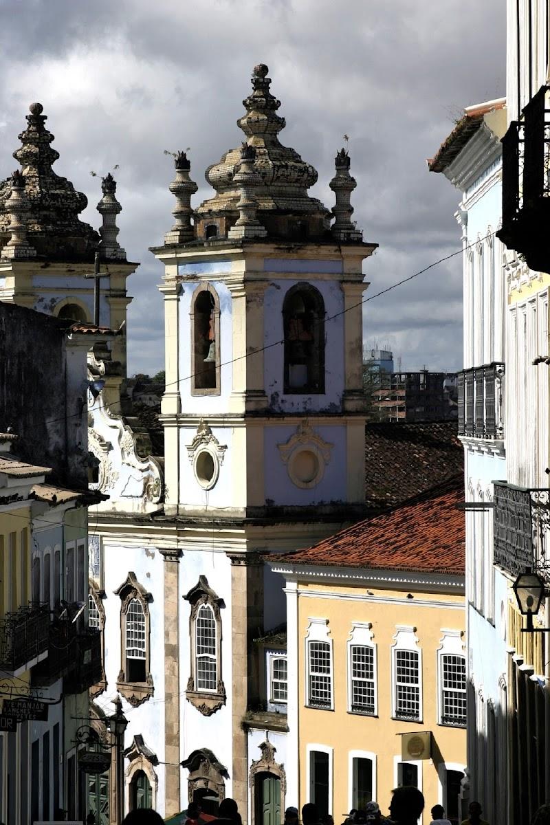 Salvador de Bahia di manolina