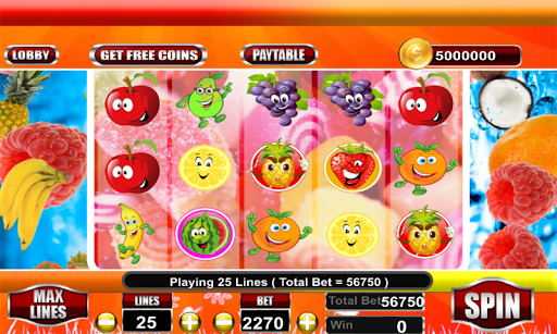 Fruit cocktail slots free download