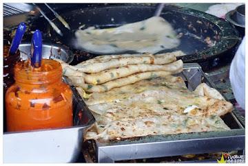 銅鑼蛋餅煎包,銅鑼鹹酥雞