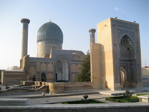 Photo: Samarkand - Timur Mausoleum