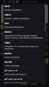 Calculator FX 350es v3.6.0 [Premium] APK [Latest] 2