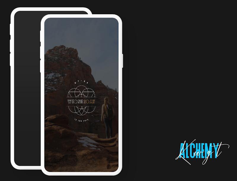 Alchemy for KWGT Screenshot 5