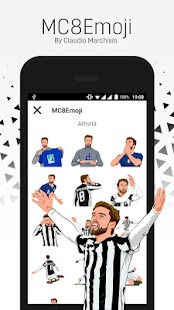 MC8Emoji by Claudio Marchisio- miniatura screenshot