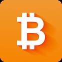 Bitcoin Wallet Blockchain icon
