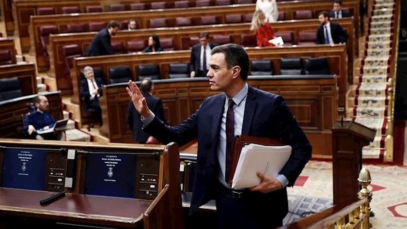 Sánchez se compromete a que Illa informe todas las semanas al Congreso sobre la pandemia.