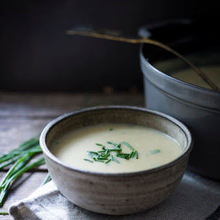 Healthy Luscious Potato Leek Soup