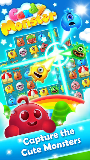 Candy Monster: Sweet Match 3