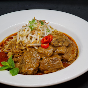 Beef Curry Lo Mien