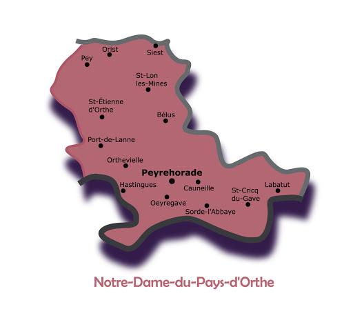 photo de Notre Dame du Pays d'Orthe