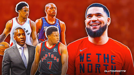 Fred VanVleet's surprising pick for the 2nd-greatest Raptor of all time