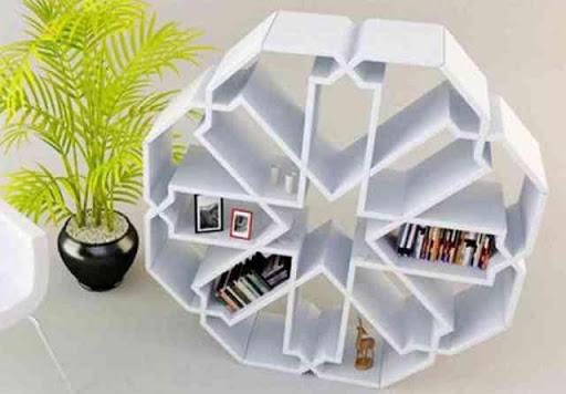 Bookshelf Design Ideas