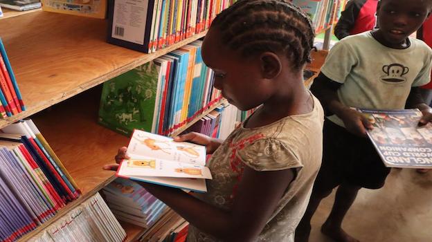 OMC Success stories Books2Africa