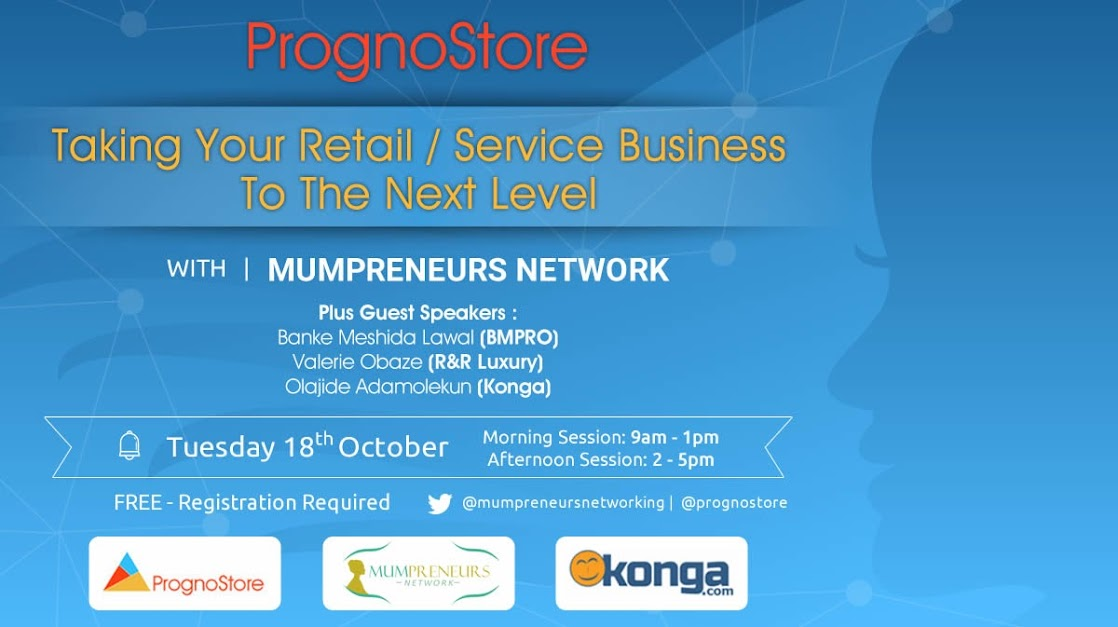 PrognoStore Event For Small Business Owners