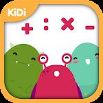 Kidi Monster Math