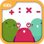 Kidi Monster Math