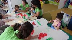 Arenas de Mónsul de InterActúa, centro docente en Almería para niños-as con Parálisis Cerebral o patologías afines.