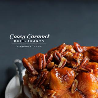 Gooey Caramel Pull-Aparts
