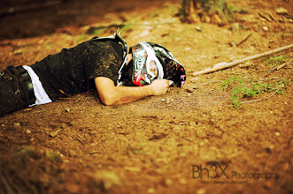 Photo: Fail... Feel the dust taste... Rise up & Ride harder! My contribution for today theme on #actionmonday   Enjoy!