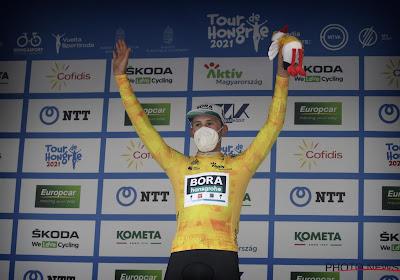 """Eerste zege van Jordi Meeus bij Bora-Hansgrohe is meteen dubbelslag: """"Willen nog een tweede keer winnen"""""""