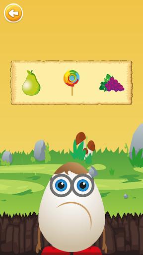 Carakuato frutas y verduras - juegos para niños capturas de pantalla 2