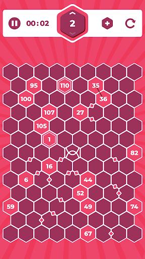 RIKUDO Puzzles u2605 Number Mazes 1.1.2 screenshots 3