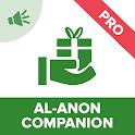 ALANON Audio Companion App icon