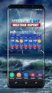 Free Weather Forecast App Widget 15.1.0.45733_46331