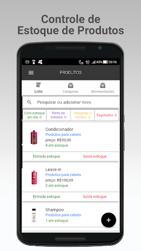 Salon Soft - Agenda e Sistema para Salu00e3o de Beleza 2.4.8 screenshots 7