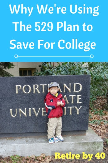 Save for college 529 plan