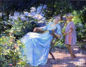 """Photo: Catherine Wiley, """"Madre e figlia in giardino"""""""