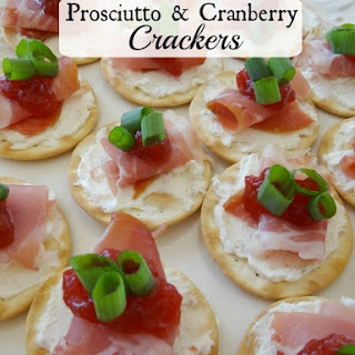 Appetizers With Crackers Recipes