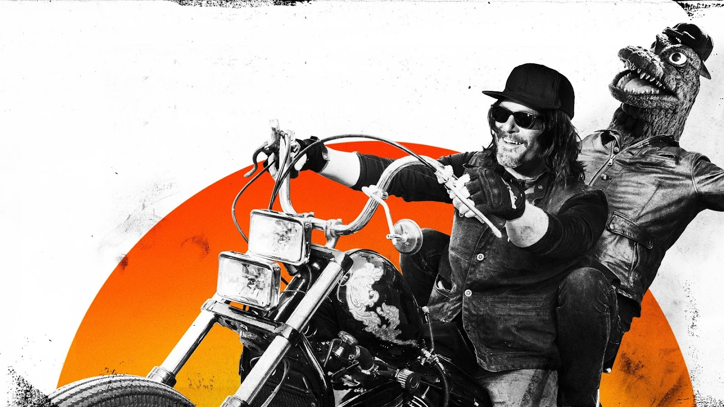 Watch Ride With Norman Reedus live
