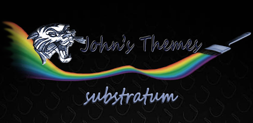 J Dark Ice Substratum Theme - Apps on Google Play