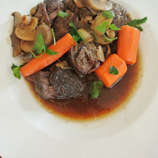 Boneless Beef Short-rib Stew.