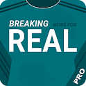 Breaking News for Real Madrid Pro icon
