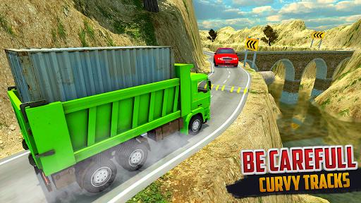 Truck Simulator Cargo Transport Driver  screenshots 1