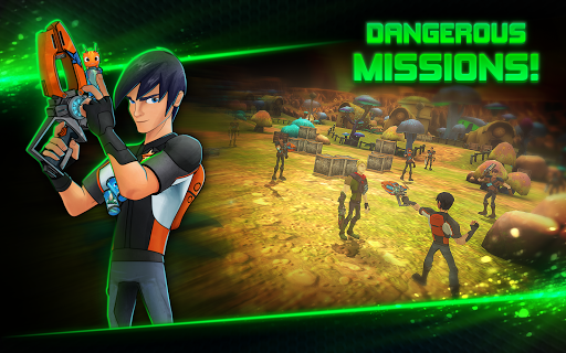 Slugterra: Dark Waters screenshot 11