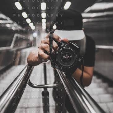 Stairwell Photography - Instagram Post template