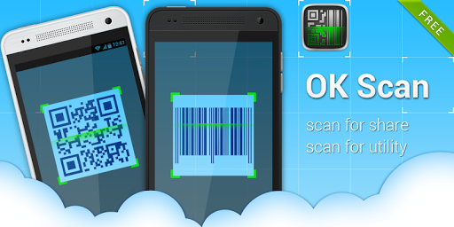 OK Scan(QR&Barcode) screenshot 6