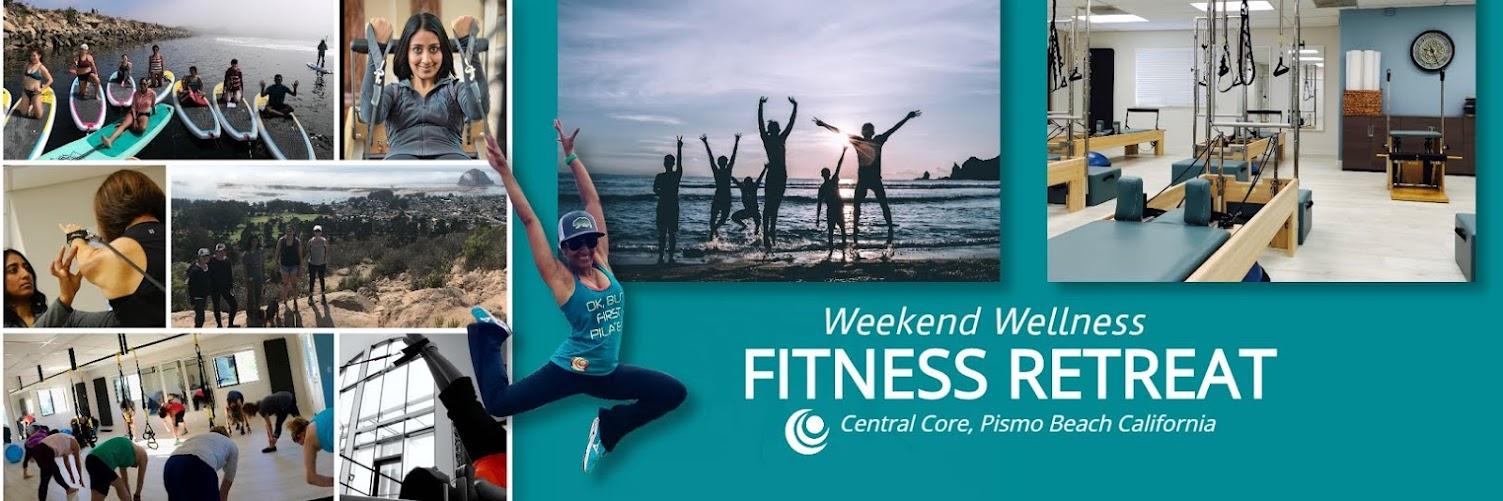 Central Core Weekend Wellness Fitness Retreat / Advanced Pilates (Sept. 25-26, 2021)