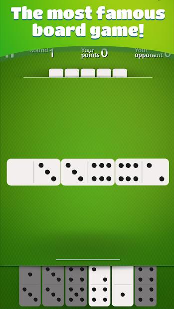 Dominoes Android App Screenshot