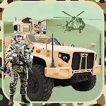 4x4 Military Humvee Simulator Icon
