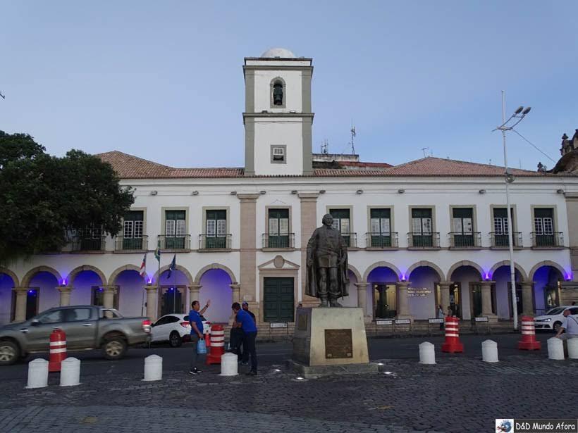 O que fazer em Salvador (Bahia) - Memorial Câmara