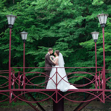 Wedding photographer Aleksandra Vorobey (vorobey). Photo of 14.09.2017