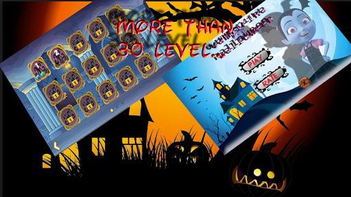 Halloween Vampirina: Vampires Princess Adventure 2.0 APK MOD screenshots 2
