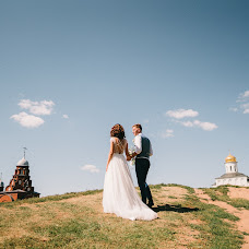 Wedding photographer Andrey Makarov (OverLay). Photo of 22.08.2018