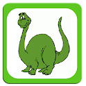 Dinosaur Sounds made by Kids icon