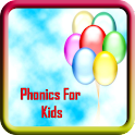 Phonics For Kids icon